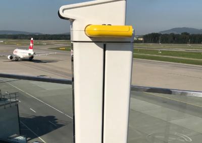 AIRPOTSCOPE, INTERAKTIVES OPTISCHES FERNROHR